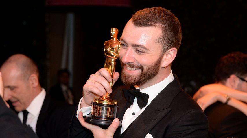Sam Smith bei der Oscar-Verleihung 2016