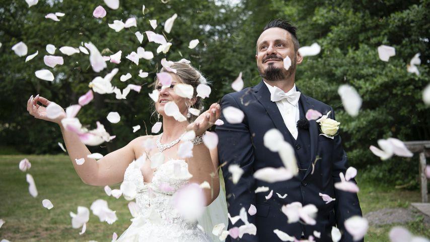 """Samantha und Serkan in der sechsten Folge von """"Hochzeit auf den ersten Blick"""""""