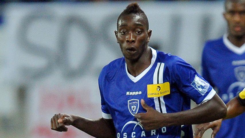 Sambou Yatabaré bei einem Spiel 2012