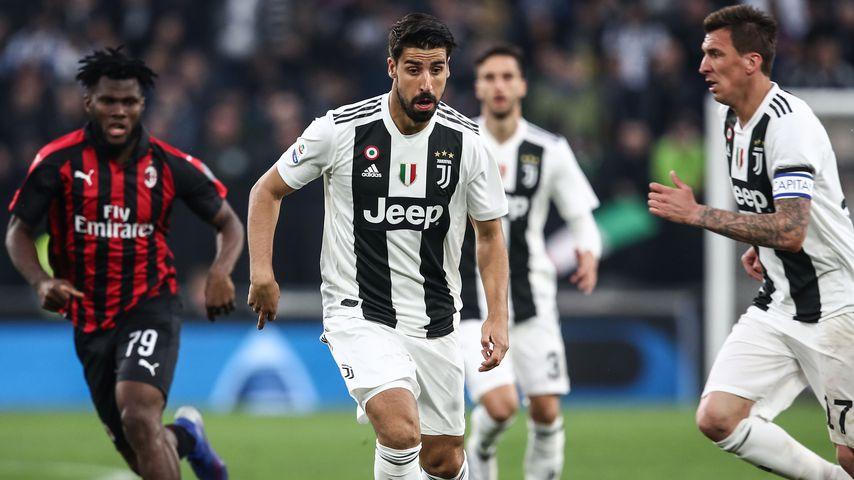 Nach Herz-OP: Sami Khedira feiert gelungenes Juve-Comeback