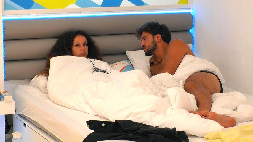 """Samira und Yasin bei """"Love Island"""""""