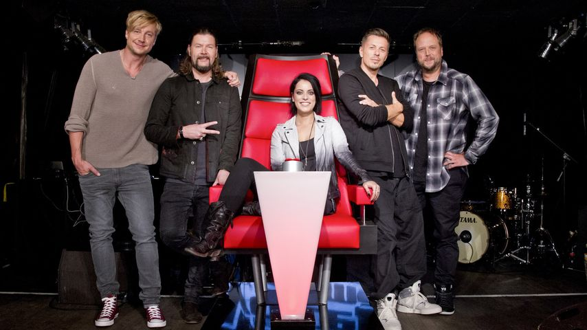 "Emotional: Heul-Alarm bei den ""The Voice""-Coaches"