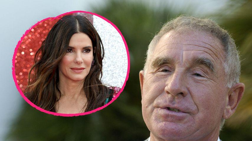 Nur für Sandra Bullock reist Prinz Frédéric nach Deutschland