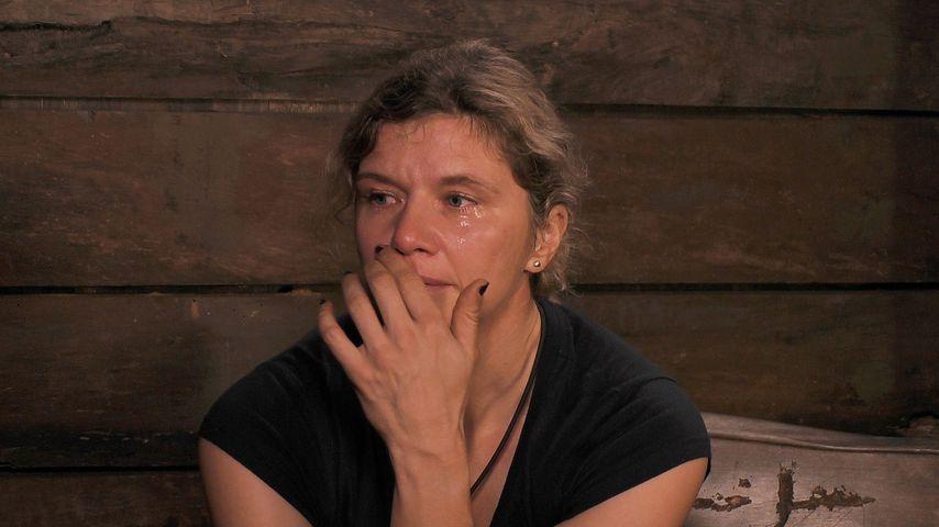 Sandra Kiriasis im Dschungelcamp