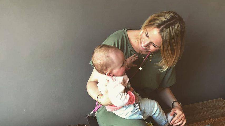 Sandra Kuhn plaudert erstmals über Schwanger-Überraschung