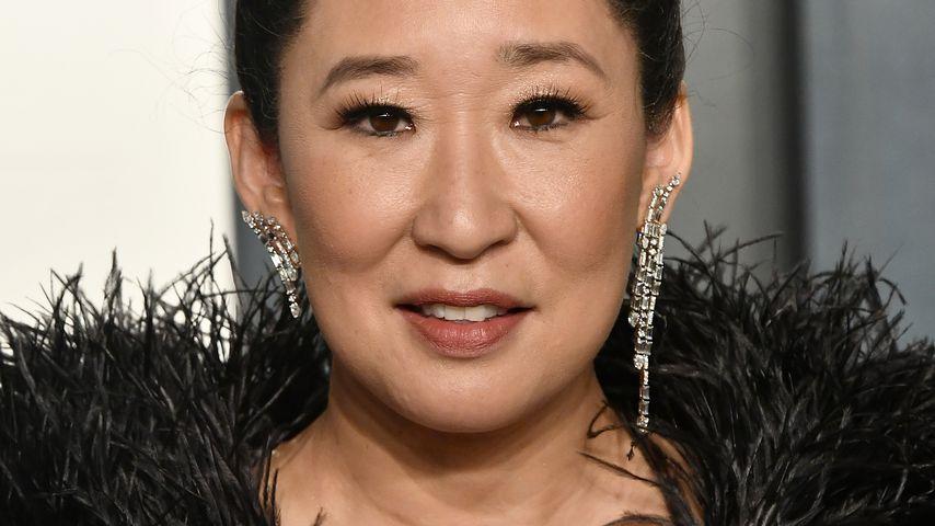 Sandra Oh bei der Oscar-Afterparty in Beverly Hills im Februar 2020