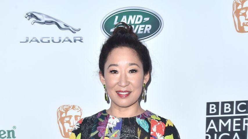 """Golden Globes: Ex-""""Grey's Anatomy""""-Star Sandra Oh moderiert"""