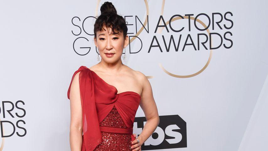 Sandra Oh bei den SAG Awards 2019