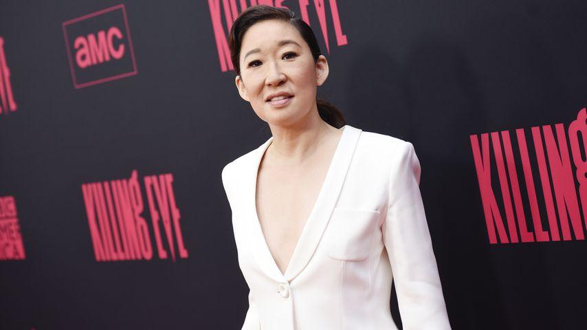 Sandra Oh, Hollywood-Star