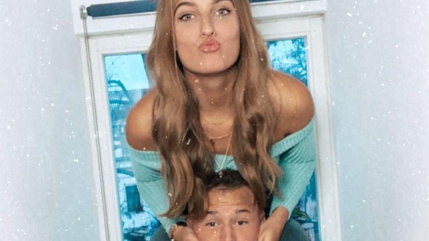 Sandra und Juliano