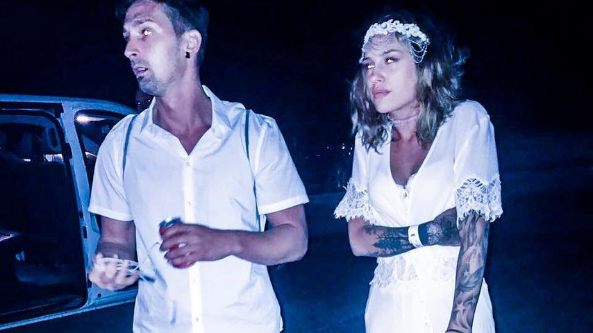 Sandy Fähse und Liza Waschke