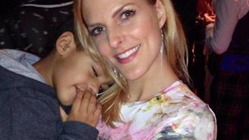 Niedlich! Sandy Mölling zeigt ihren süßen Sohn