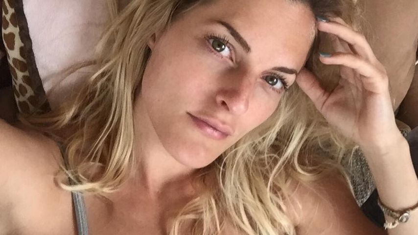 """""""Bauchzwerg"""" hält sie wach: Sandy Mölling gibt Baby-Update"""