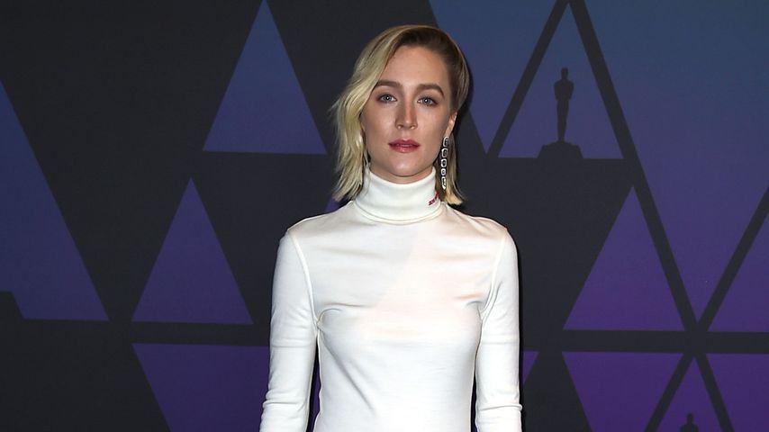 Saoirse Ronan bei den Governors Awards 2018 in Kalifornien