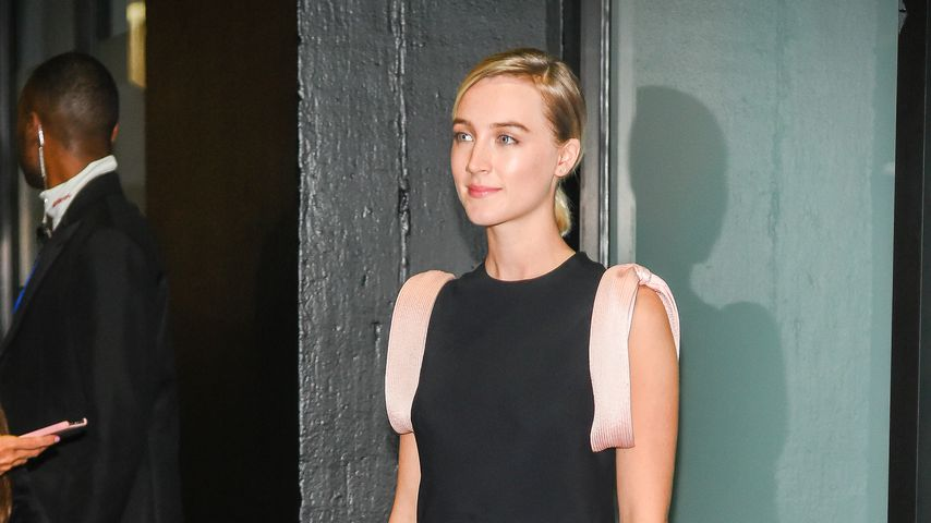 Saoirse Ronan bei der New York Fashion Week 2018