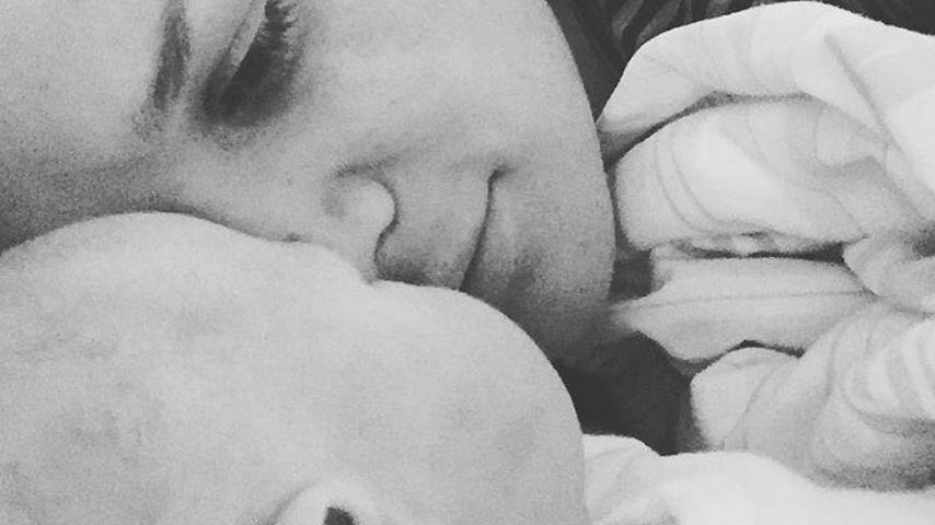 Drama bei Sara Kulka: Ihr Baby kam auf die Intensivstation!