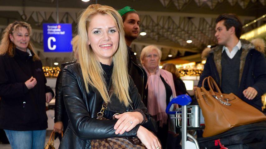 Süße Blondies: Sara Kulka total vernarrt in ihr Baby!