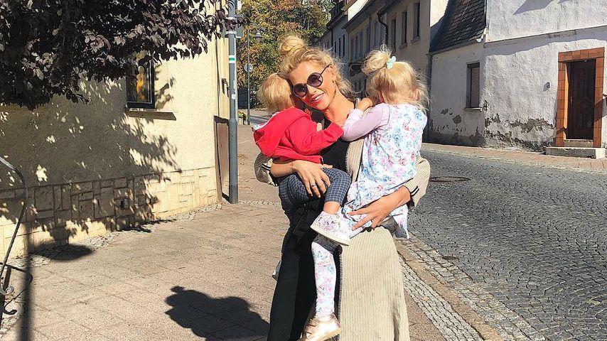 """""""Das Beste"""": Sara Kulkas Liebeserklärung an ihre Töchter"""