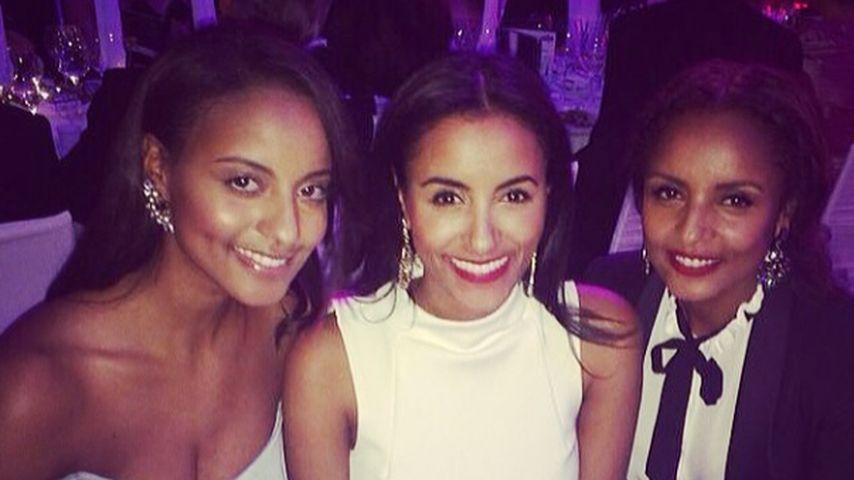Wow! Sara Nuru zeigt ihre schönen Schwestern