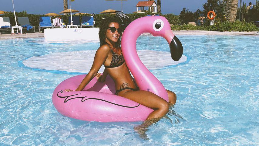 Zum Dahinschmelzen: Sarah Lombardi im Urlaub superheiß