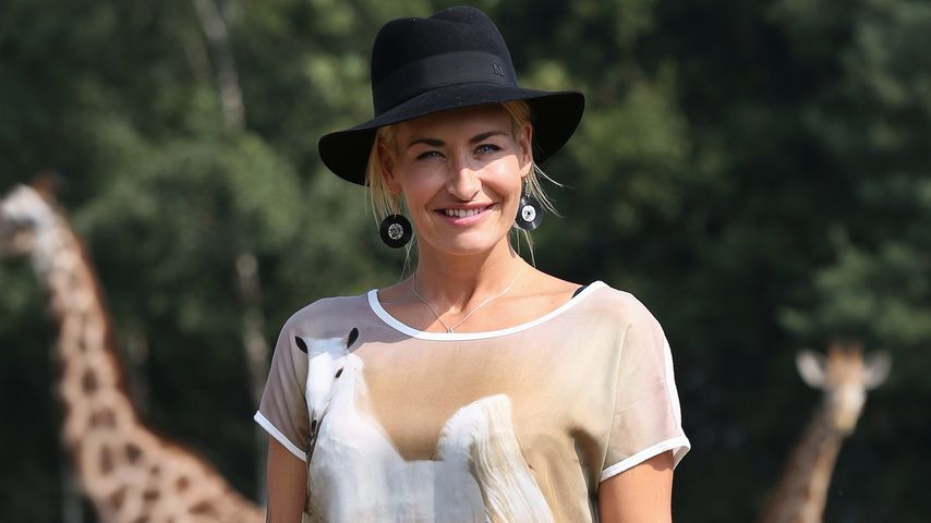 Sarah Connor im Serengeti Park Hodenhagen