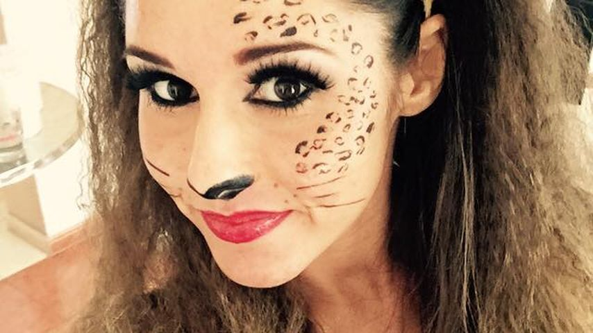 Karneval-Fieber: Sarah Lombardi als süßes Kätzchen