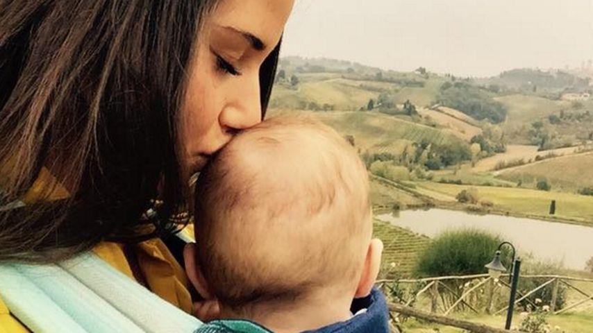 Sarah Lombardi hat Angst: Erzieht sie Alessio richtig?