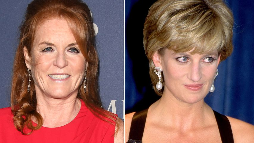 Sarah Ferguson stellt klar: So stand sie zu Prinzessin Diana