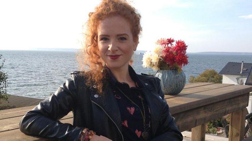 Sarah Hannemann auf Rügen im September 2018