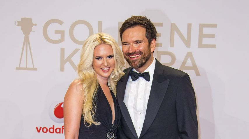 Sarah Knappik und Ingo Nommsen