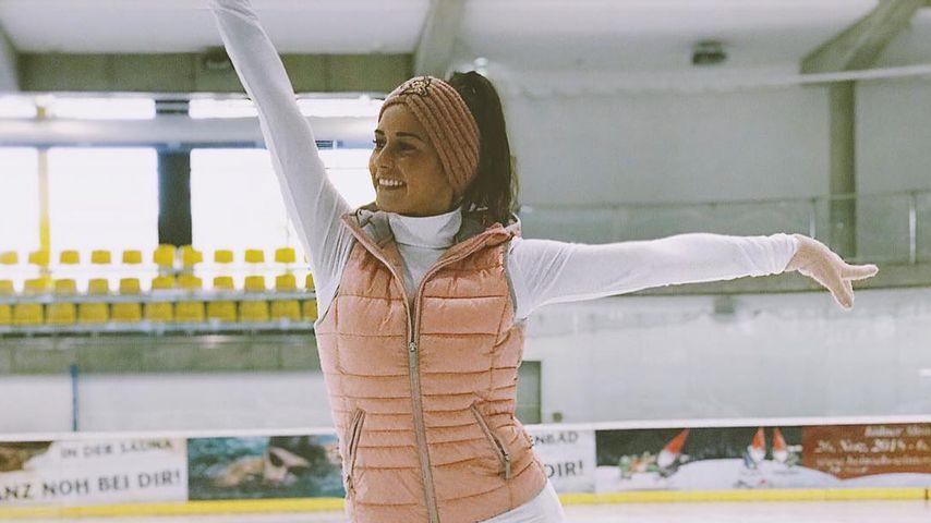 "Vor ""Dancing on Ice"": Sarah Lombardi fuhr nie Schlittschuh!"