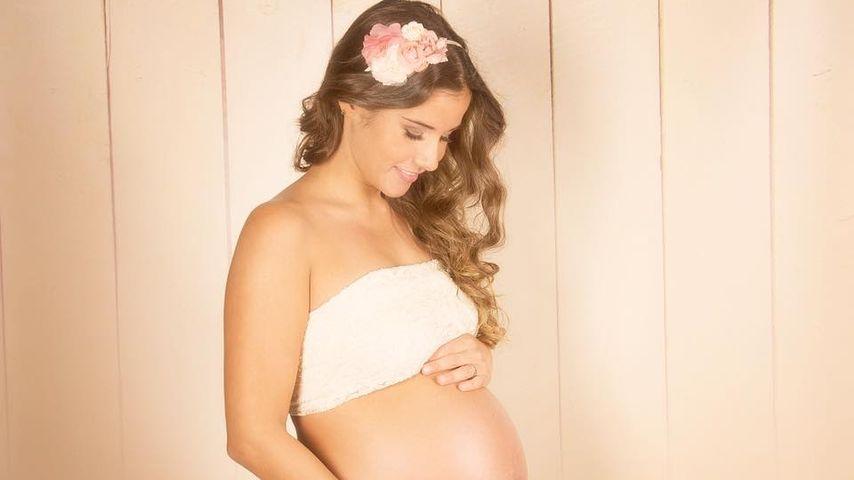 Mega-Babybauch: Sarah Lombardi blickt nostalgisch zurück