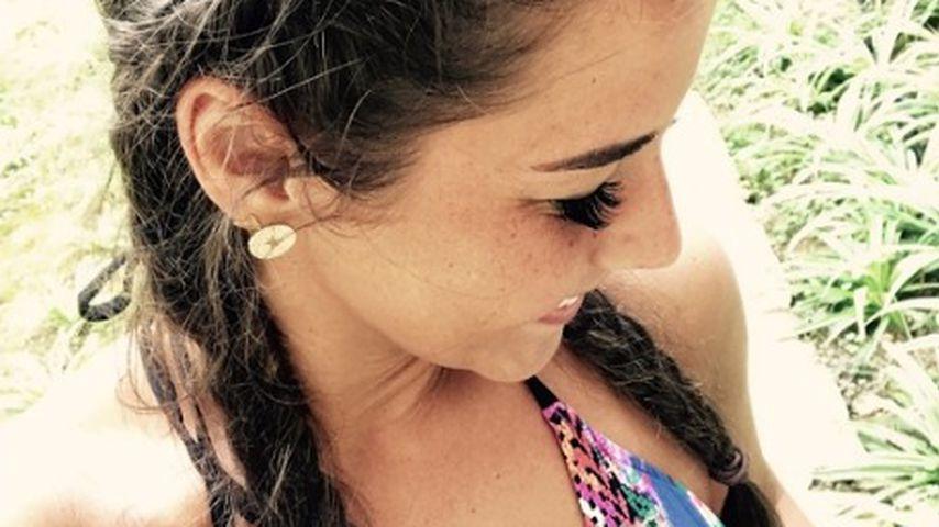 Sexy für Michal? Sarah grüßt Fans mit Badeanzug-Selfie!