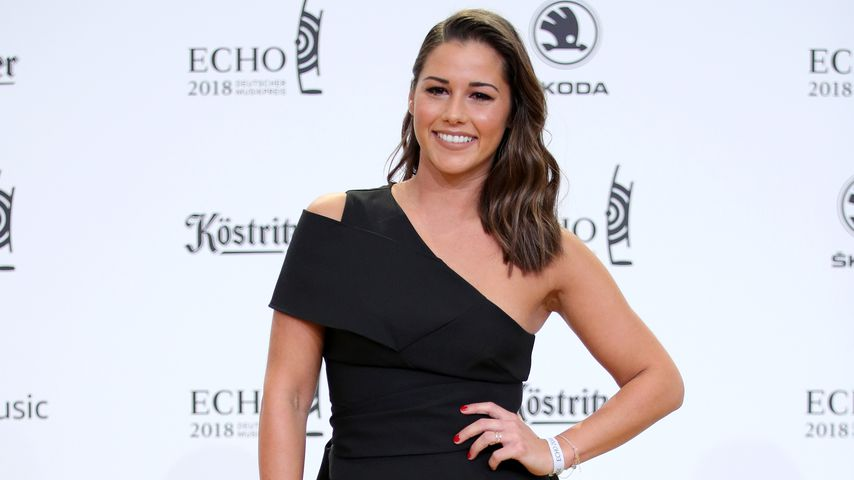 Sarah Lombardi beim ECHO 2018 in Berlin