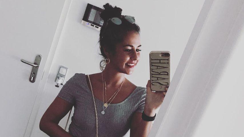 Sängerin Sarah Lombardi
