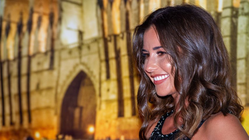 Sarah Lombardi 2019 auf Mallorca