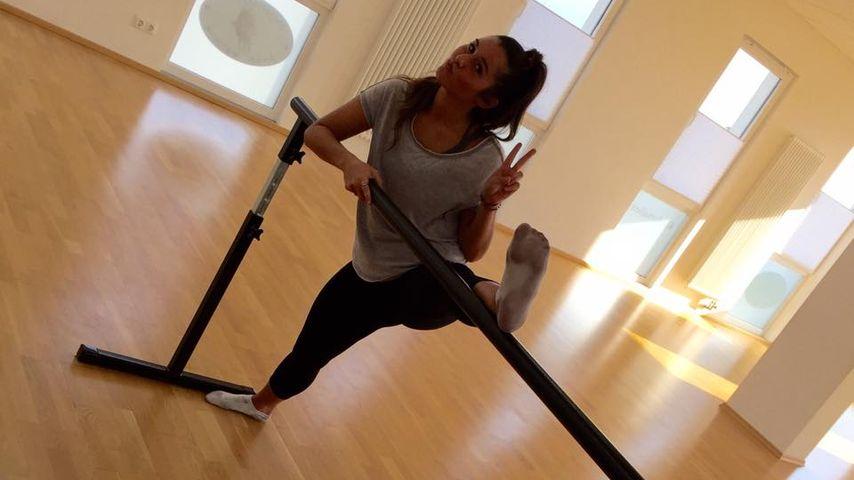 "Gelenkig! Sarah Lombardi quält sich für ""Let's Dance"""