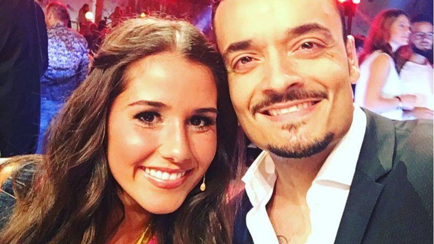 Sarah Lombardi und Giovanni Zarrella