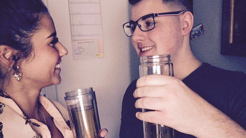Tee-Werbung mit Bruder: Neue Fan-Wut gegen Sarah Lombardi!