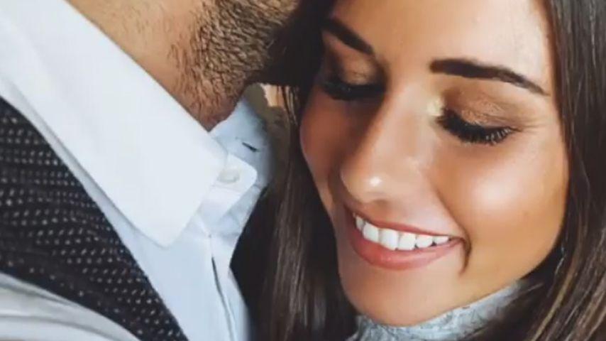 Fest der Liebe: Sarah Lombardi kuschelt mit ihrem Roberto!