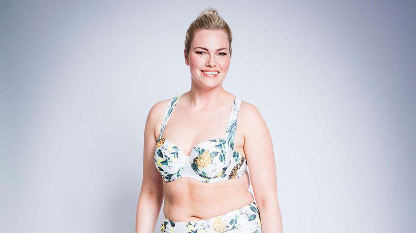 """Sarah Lorraine, Teilnehmerin der dritten """"Curvy Supermodel""""-Staffel"""
