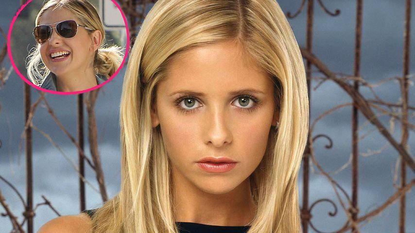 Unfassbar! Sarah Michelle Gellar zu alt für Buffy