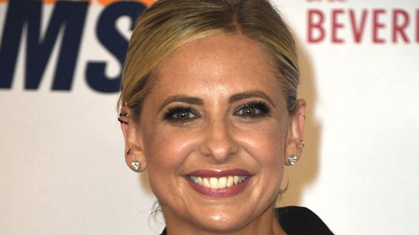 Sarah Michelle Gellar beim Race to Erase MS 2019