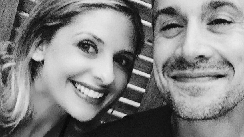 13 Jahre Ehe: Sarah Michelle Gellar verrät ihre Liebesformel