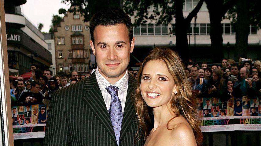 Sarah Michelle Gellar und Ehemann Freddie Prinze Junior