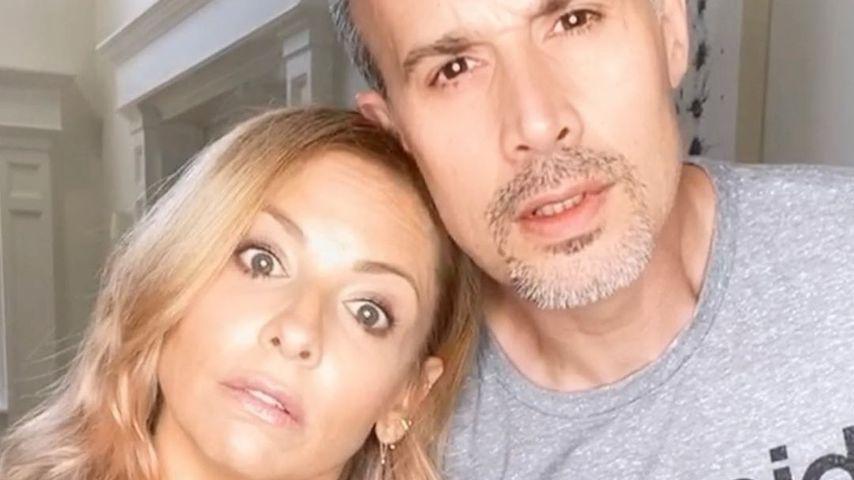 Sarah Michelle Gellar und Freddie Prinze Junior im Mai 2020