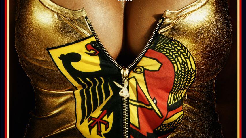 25 Jahre deutsche Einheit: Wer ziert hier das Playboy-Cover?