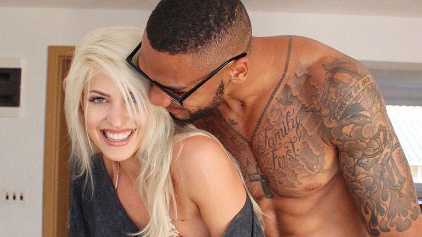 Sarah Nowak & Dominic: Gemeinsames Liebes-Tattoo geplant?