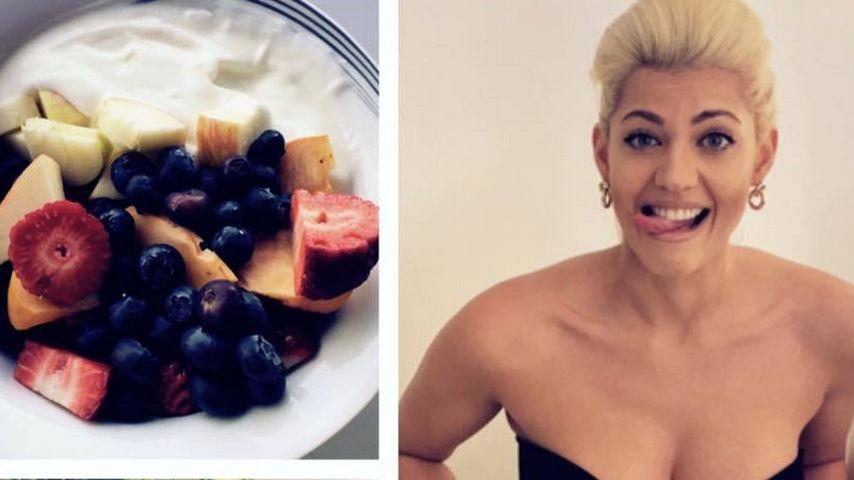 Sarah Nowak auf dem Diät-Trip: Der Speck muss weg!