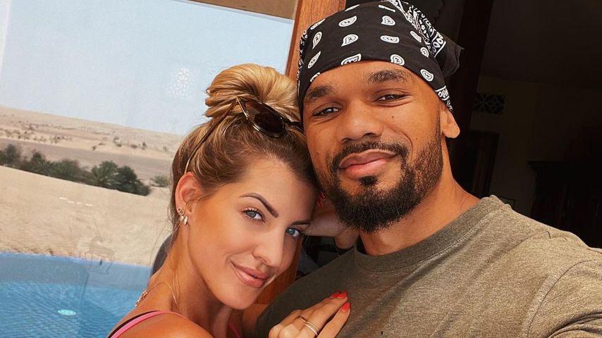 Sarah und Dominic Harrison, Influencer-Paar